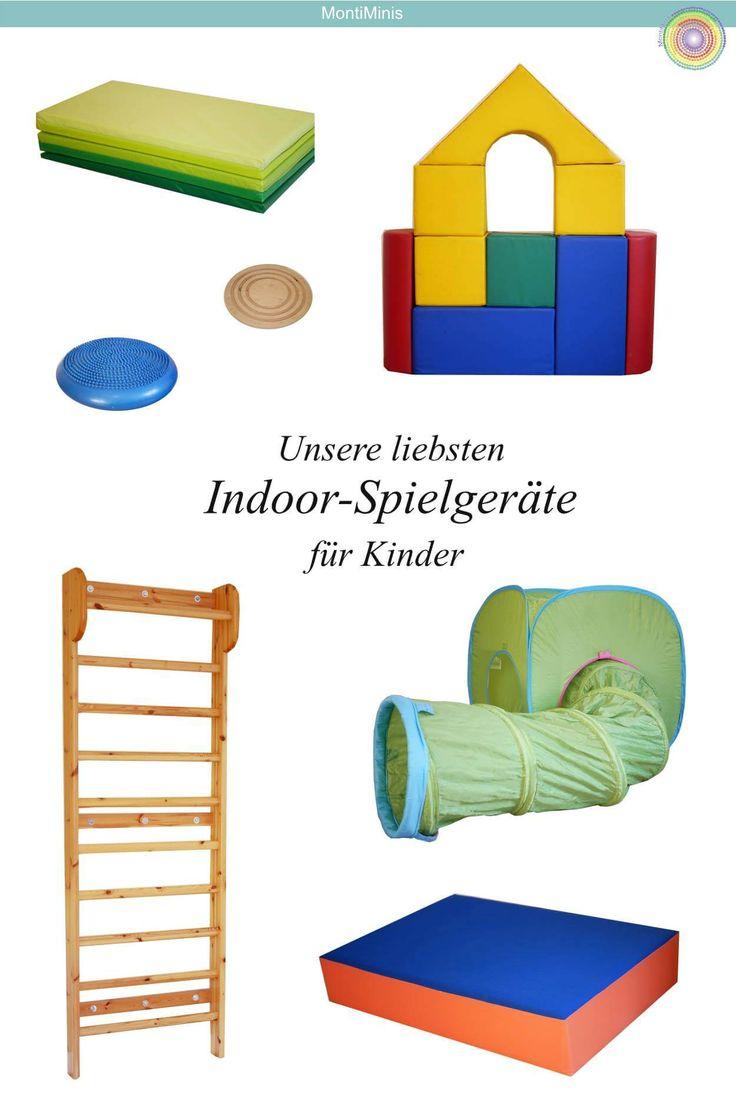 Klettern, Hüpfen, Balancieren – Unsere Indoor-Spielgeräte zum zu Hause Austoben