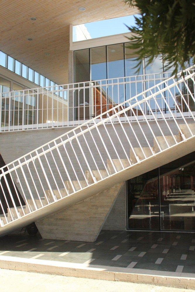 Galería de Edificio Administrativo Curricular Liceo María Auxiliadora / Surco Studio - 16