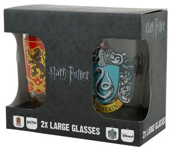 Crests - Pintglas van Harry Potter