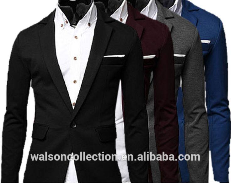 Stylish Slim Fit Men Formal Business Suits Tuxedos Blazer suits for men