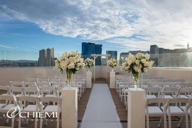 Las Vegas Wedding Hotels – The Platinum Hotel and Spa on MHW