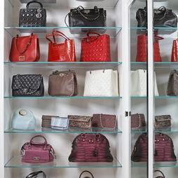 82 Best Bag Storage Images On Pinterest   Organization Ideas, Storage Ideas  And Closet Organization