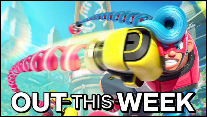Learn about Out This Week: ARMS Mighty Gunvolt Burst John Wick 2 The LEGO Batman Movie http://ift.tt/2skSear on www.Service.fit - Specialised Service Consultants.