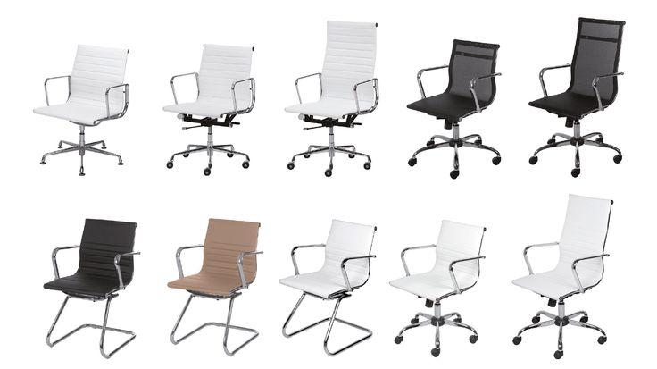 Conforto, estilo e praticidade sempre foram um bom negócio na vida das pessoas, ainda mais quando podem influenciar diretamente no ambiente de trabalho, como fazem os produtos da Coleção Office Tok&Stok.