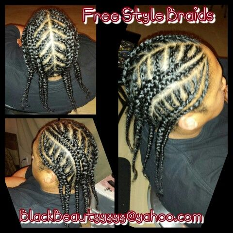 Superb 1000 Images About Braided Hairstyles For Black Boys Men On Hairstyle Inspiration Daily Dogsangcom