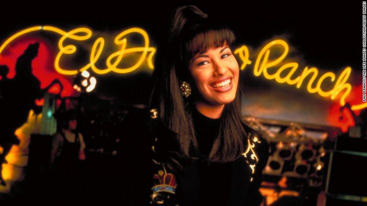 Texas-born singer Selena Quintanilla Perez had found success singing in Spanish and was about to release her first English-language album when she was killed in 1995. <br />