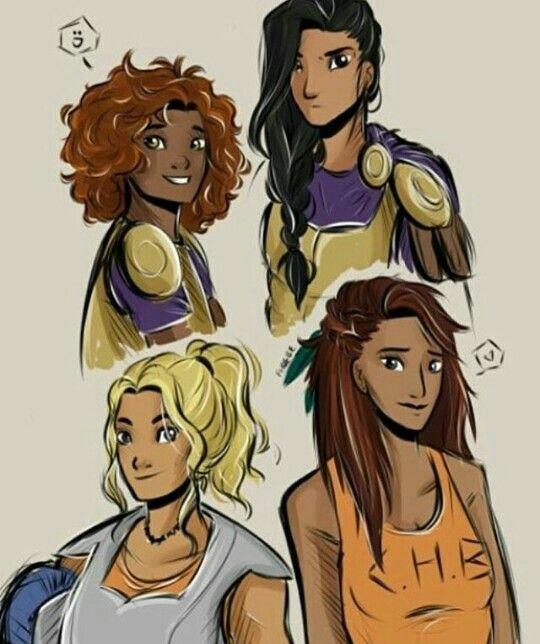 4 best girls EVAH!