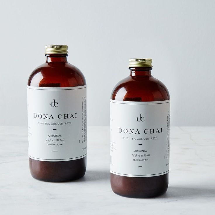 Dona Chai Tea Concentrate (2-Pack) on Food52