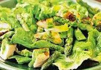 ⇒ Le nostre Bimby Ricette...: Bimby, Insalata di Pollo e Asparagi con Salsa