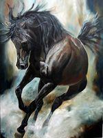 Karin Voets Paardenschilderijen - paardenschilderijen