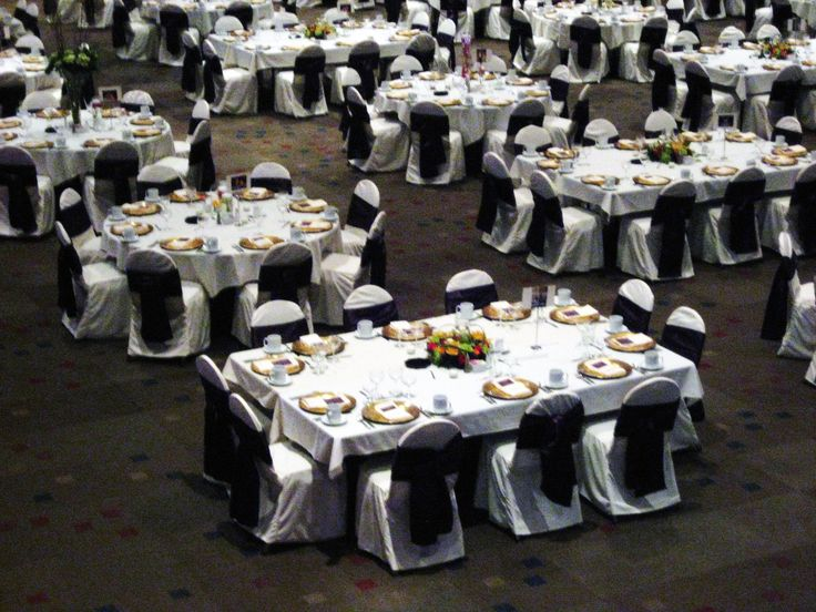 How To Set Up 10 Round Tables In Banquet Wedding Reception Rectangle Great