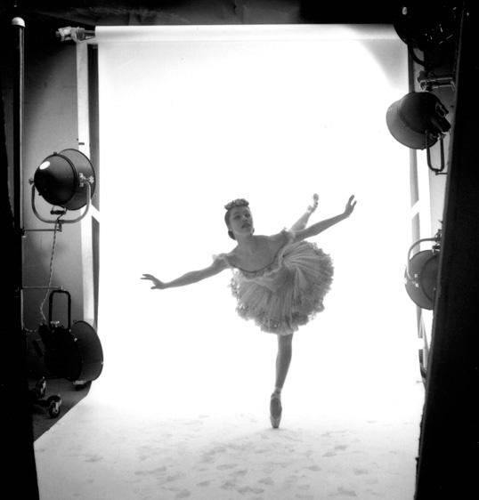 Ballet.. Harper's Bazaar 1945