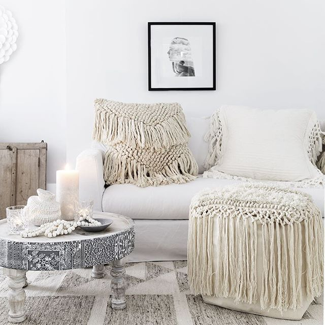 @losarihomeandwoman beautiful new 'boheme' collection Styling