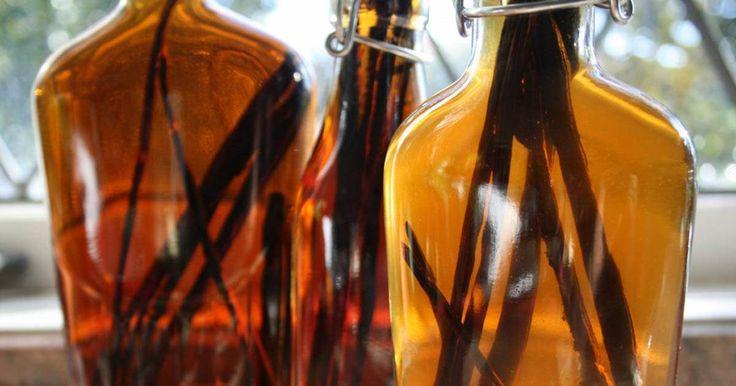 Recept – Domácí vanilkový extrakt ve dvou krocích