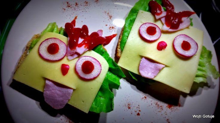 Wojti gotuje czyli 1000 sposobów na szybkie danie : Kanapkowe inspiracje 2