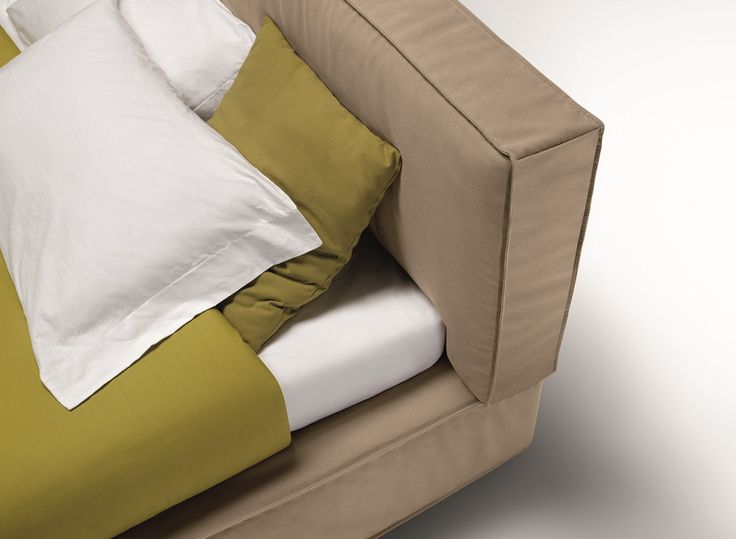 #duck #lettomatrimoniale #beige #green #decor #home #noctis #dettagli #cucitura