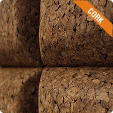 Absorbent panel QUADCORK 100% Natural Material Cork Aglomerate finishing Only available in one natural brown color NRC: 0.42 (40mm), 0.53 (60mm) Standard size (25 x 25cm) Walls and Ceilings ready applications Fire-resistance: Euroclass E - EN 13501-1 Installation: Mounting glue. 100% recyclable
