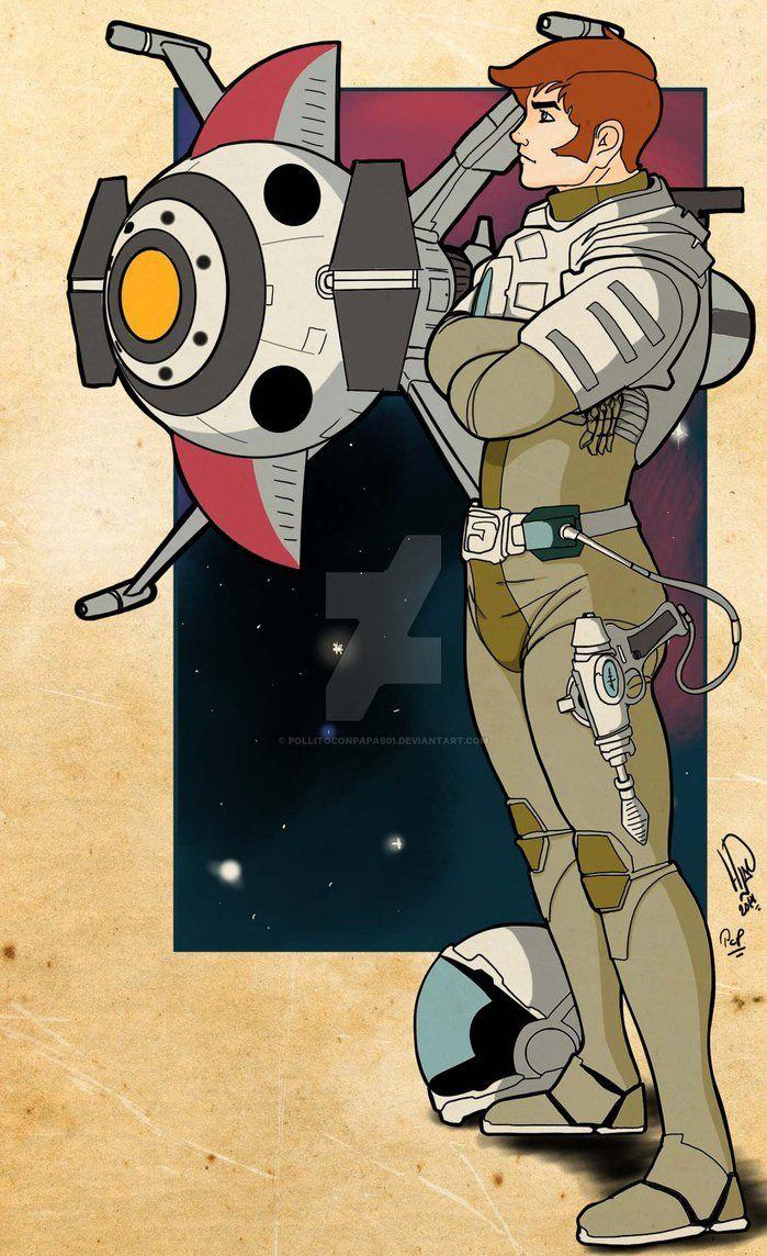 Captain Future by Pollitoconpapas01