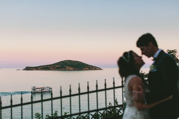 Romantic Wedding in the Greek isles | Destination Weddings