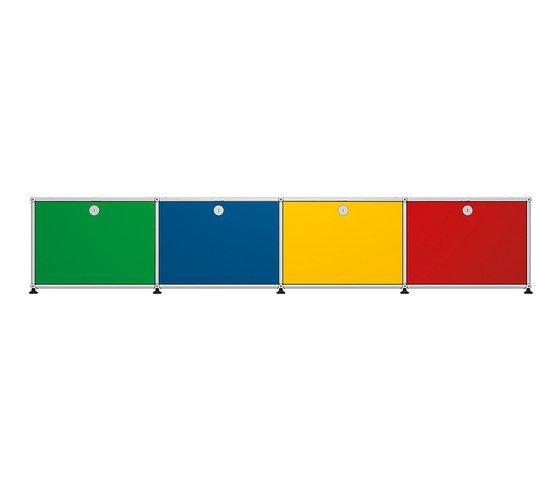 USM Haller Lowboard K3 by USM | Storage furniture