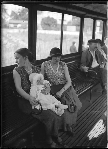 In the bus Paris circa 1925 André kertész