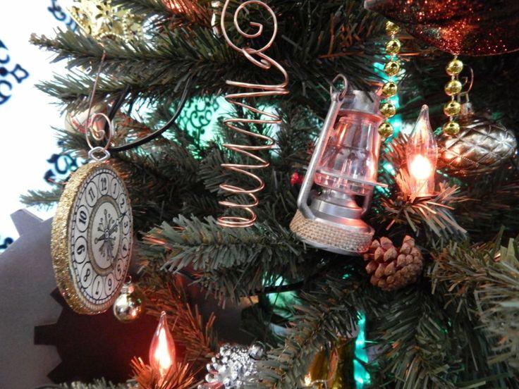 steampunk arbol de navidad