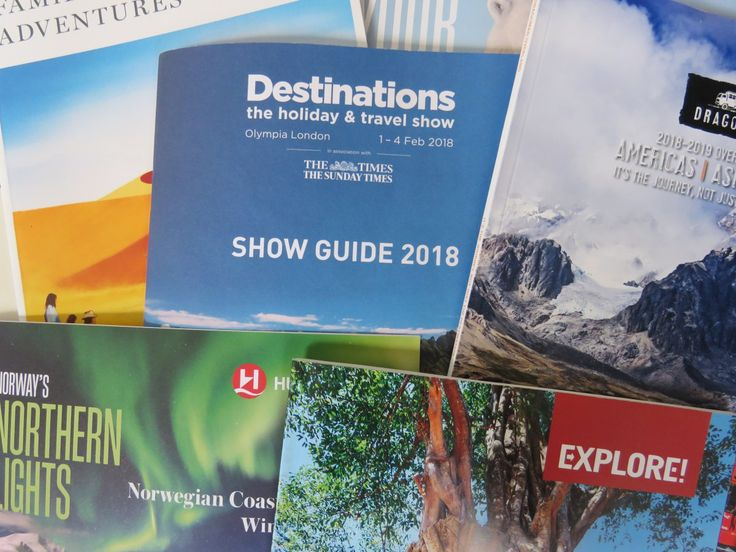 Review: Destinations: The Holiday & Travel Show 2018