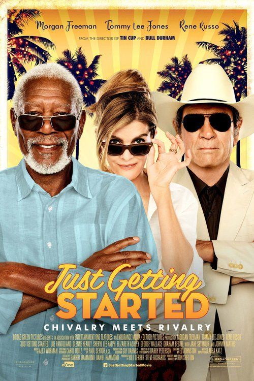 Watch Just Getting Started Full Movie Online