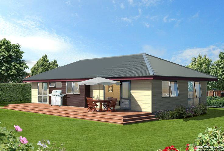 Sapphire - 119sqm This open plan home has three good sized bedrooms all with great storage, featuring an en-suite and separate bathroom. This neat little home packs a lot of living into a small space.
