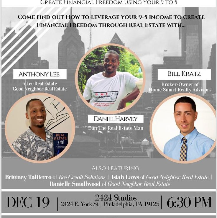Today at 2424 E. York St... Home buyers event brought to you by Good Neighbor Real Estate Group. Whether your looking to buy your first home a new home or an investment property this is where u need to be. #investinyourself #homeowners #1sttimehomebuyers #philly #goodneighborrealestategroup #rentalproperty #financialfreedom