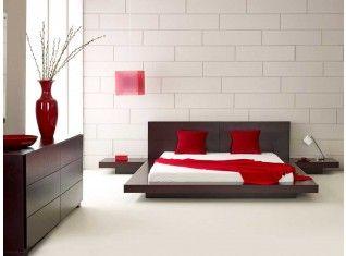 Emer Walnut Bed
