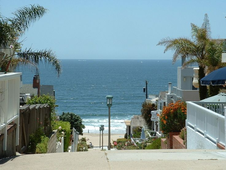 Manhattan Beach, California ... Summers here never disappointed!! Ahh :) the days of a bygone youth.
