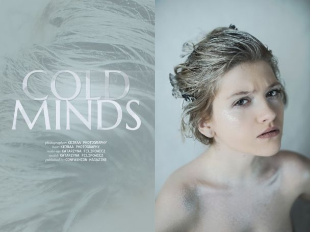 "Kejraa Photography: ""Cold Minds"" http://www.confashionmag.pl/webitorial/artystyczny-czwartek-cold-minds.html"