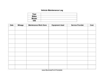 Best 20+ Vehicle maintenance log ideas on Pinterest