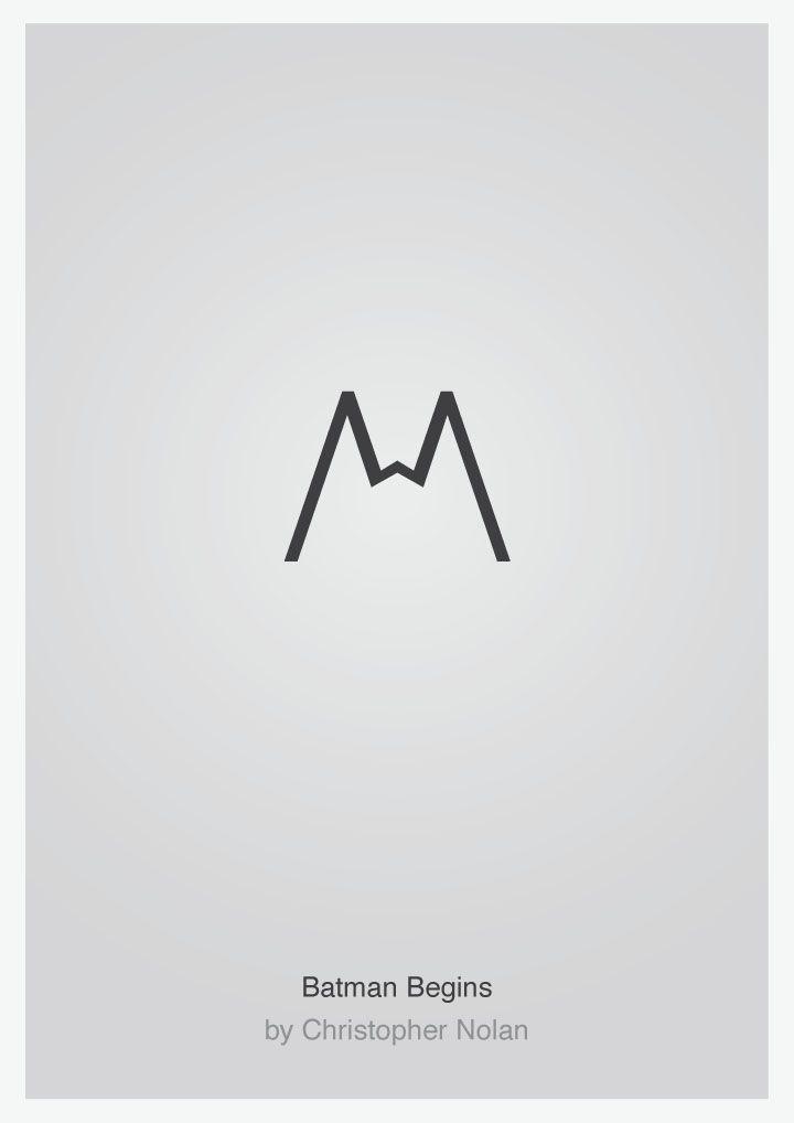 MINIMALISTISCHE FILMPLAKATE | iGNANT.com