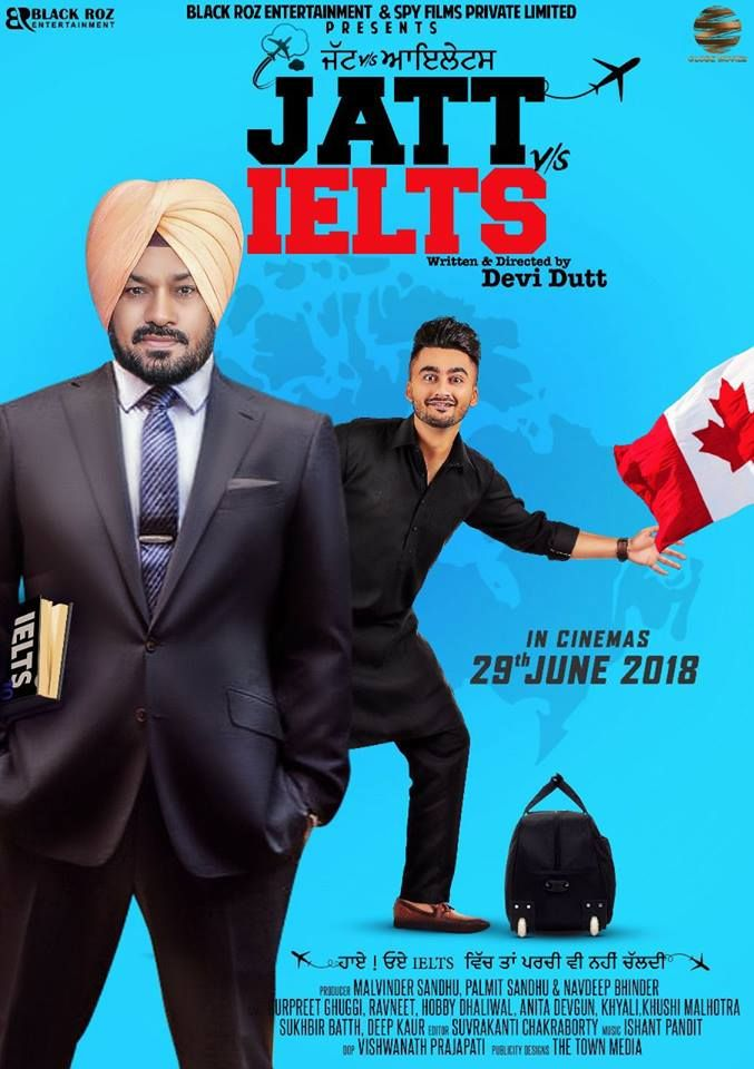 Jatt Vs Ielts 2018 Watch And Download Full Movie New Punjabi Movie