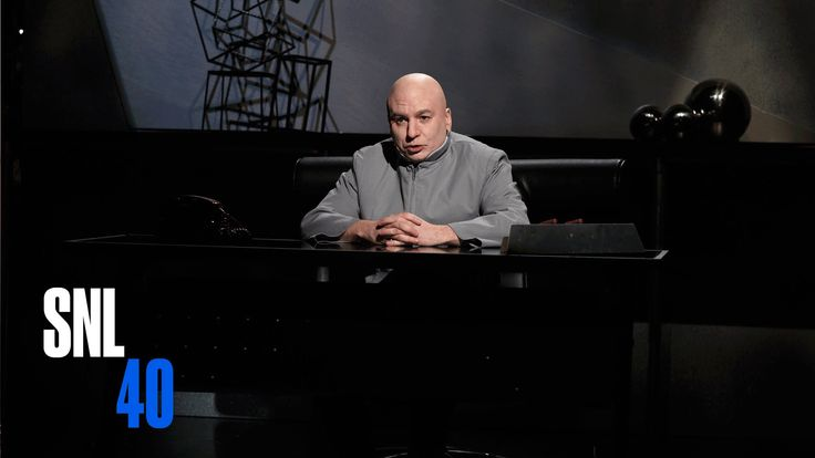 Mike Myers Returns to 'Saturday Night Live' as Dr. Evil to Send a Message to North Korea and the Sony Hackers