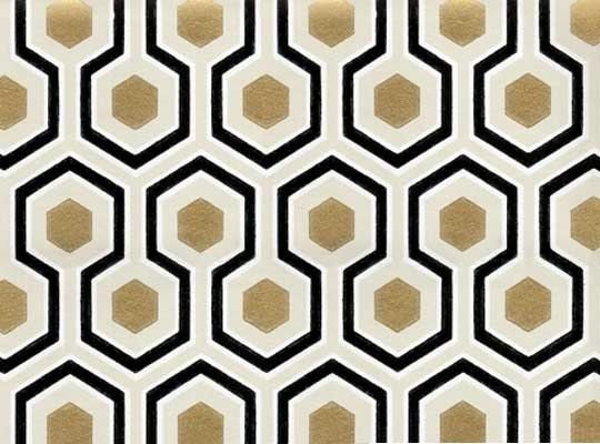Janel's post on the Honeycomb Vase yesterday reminded us of our love for this pattern and texture in design