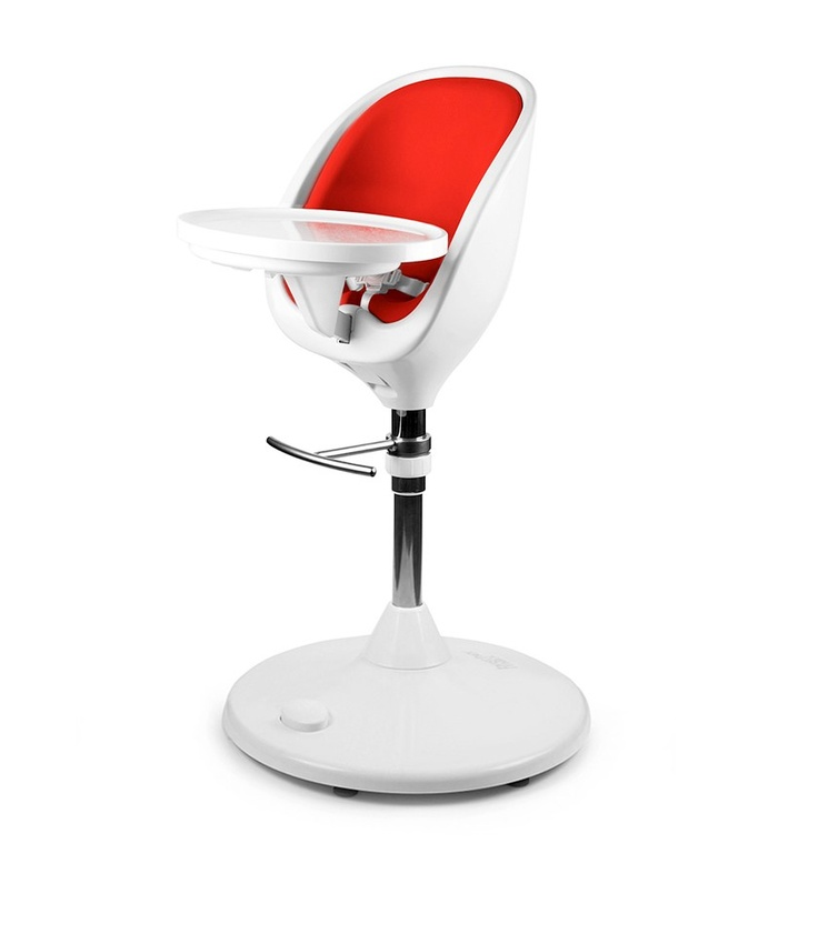 Red Scoop High Chair - Brother Max - up to 40% off - new on #casabu today!