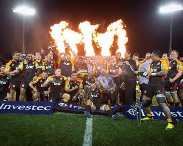 Chiefs vs Brumbies Investec Super Rugby Final | Chiefs
