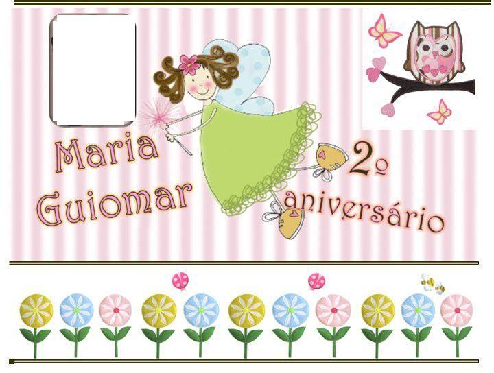 2º aniversário da MG - Festa da Fada (2011)