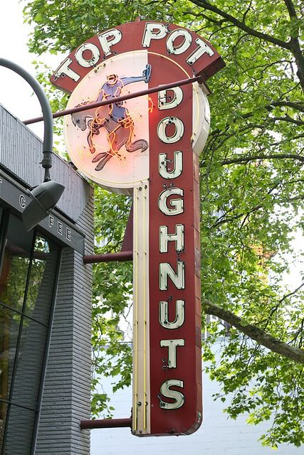 Mom! We have to go to Top Pot Doughnuts next time were in Seattle! --anny
