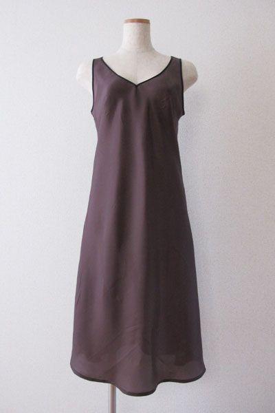 Kostenloses Schnittmuster Kleid - Tank Dress Pattern