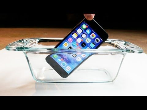 Watch What Happens When you put an iPhone 7 in The World's Strongest Acid