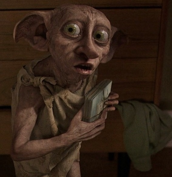 58 Best Images About Dobby On Pinterest Dobby Harry