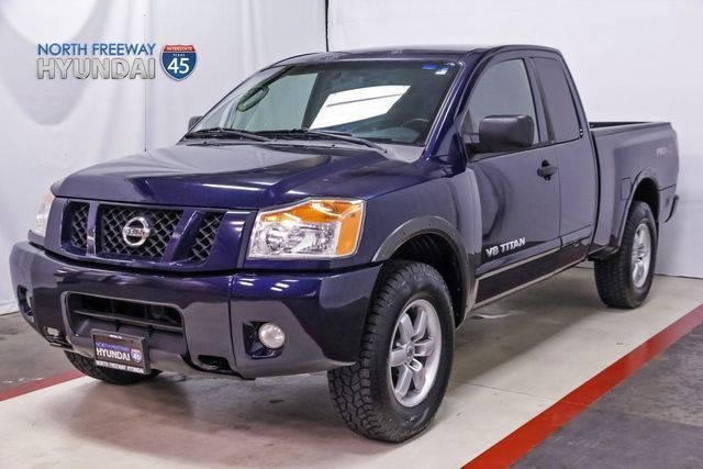 Awesome Great 2008 Nissan Titan PRO-4X 2008 Nissan Titan, Majestic Blue with 136103 Miles available now! 2017/2018