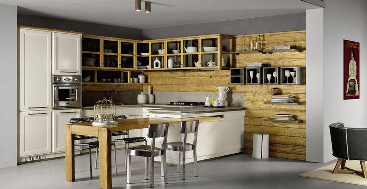 Lottocento cucina veranda | Interior Design - Kitchen | Pinterest ...