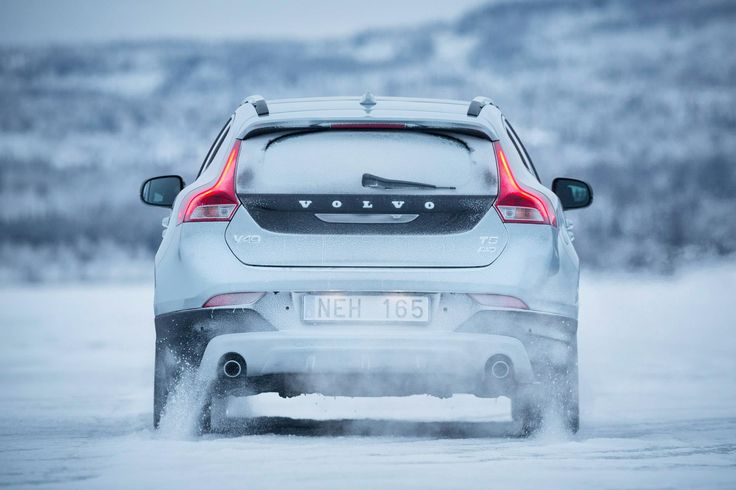 It's a shame that the Volvo V40 isn't available in the United States