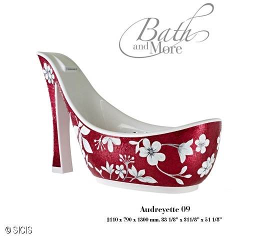 This high heel bath tub is so amazing. 19 best Shoe Tub images on Pinterest   Bathroom ideas  Bathtubs