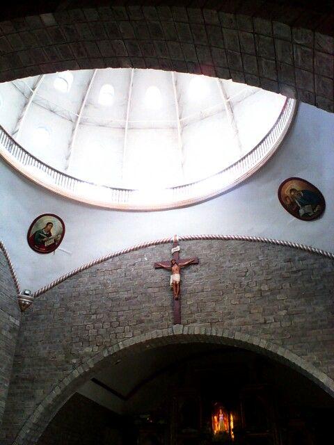 sta lucia parish church sasmuan pampanga philippines pampanga